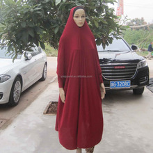 Prayer Dress Isdal Hijab Abaya Kaftan Jilbab Muslim Islamic Clothes Clothing