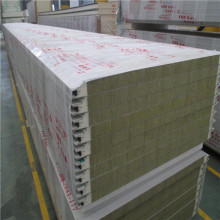 75mm Fireproof Sound Absorbing Rockwool Sandwich Panel