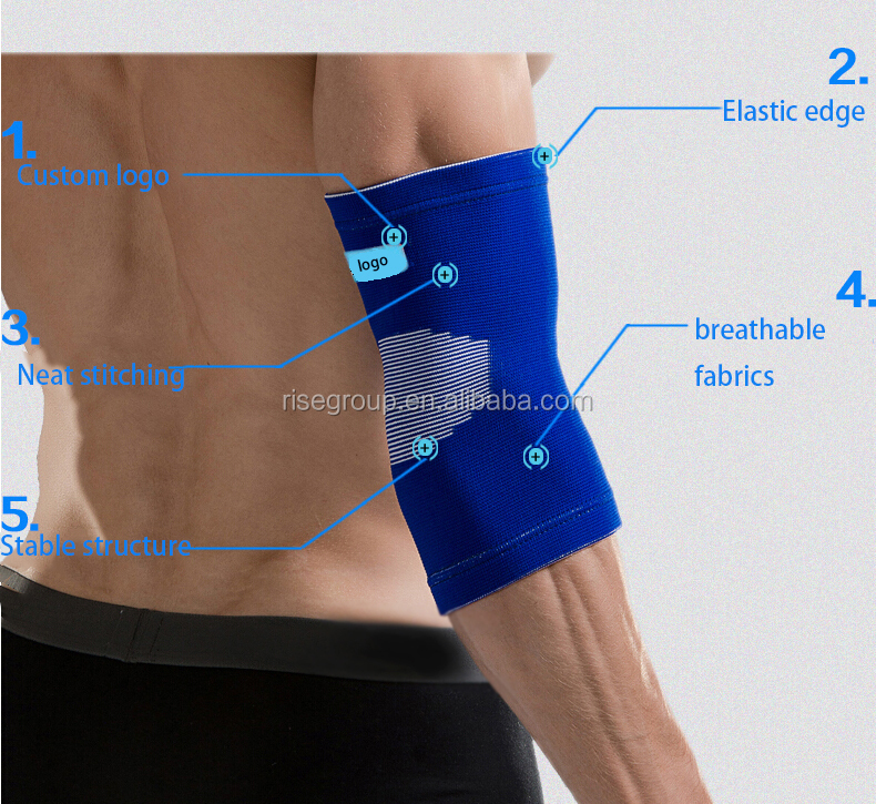 sports elbow support / Elbow pads / tennis elbow