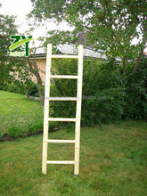 ZY-818 Bamboo Ladder Step Ladder Bamboo Ladder for Bath Towels