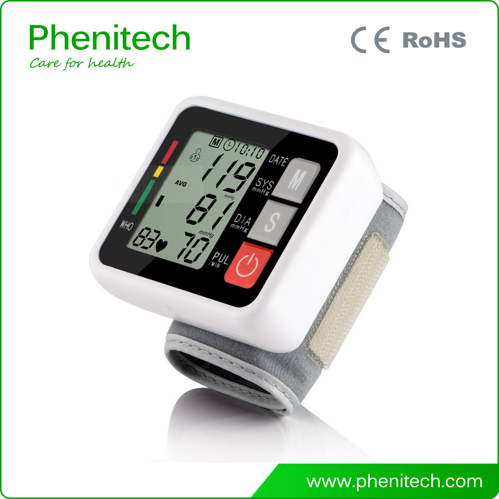 Wholesale Alibaba Factory Price Wrist Watch Blood Pressure Monitor