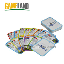 Custom Printing Game Card Paper Trading Card Game