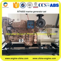 New products name 313kva marine power generator for oversea market
