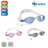 Professional Customized Nice Quality Swimming Goggle Wholesale