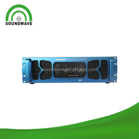 800W power amplifer outdoor high power pa system audio amplifier