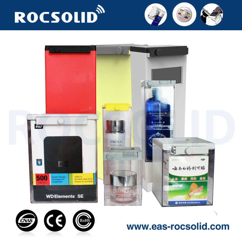Rf dvd safer, Anti-theft eas cd safer, Eas pc transparent dvd security cases