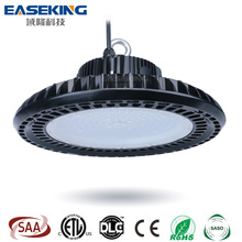 High efficient UFO LED high bay light 90 degree 170 lm / w with cover PH