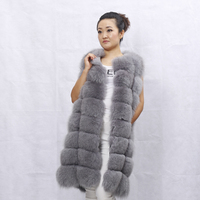 Furs Supplier Russian Style Winter Fox
