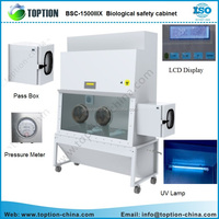 China factory Lab machine class III Bio Biological Safety Cabinet