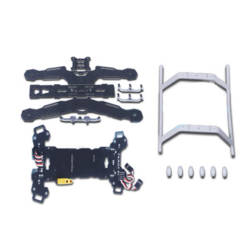 Tarot mini 250 Carbon Fiber Multicopter Quadcopter Frame for TL250A DIY Drone FPV Quadcopter