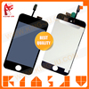 King-ju Digitizer complete for ipod touch 4,Price for ipod touch 4 LCD,Factory Price for ipod touch 4 cheap screen