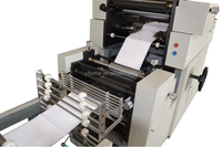Quality products zx-320 intermittent label offset printing machine hot selling products in china