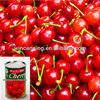 High quality canned cherry in syrup
