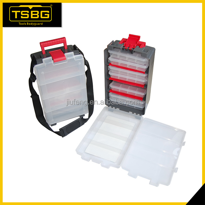 Wholesale custom small plastic case/hard plastic casing for metal parts