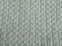 diamond double sides polyester quilting fabric with polar fleece/paddding quilting fabric for winter coat