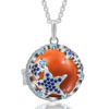 Wholesale Star Mexican Bola Ball Pendant