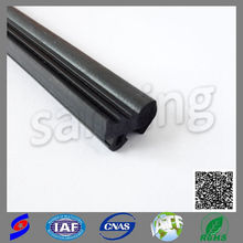 building industry foam rubber cylinders for door window