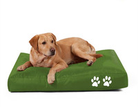 100% polyester fabric dog bed popular pet product