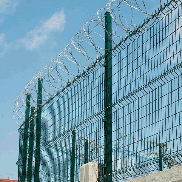 BTO&CBT low price galvanized concertina razor barbed wire.razor barbed wire,razor wire