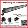 "Best Auto Electrical System 40"" LED Offroad Light Bar 240w Off Road Led Light Bar For Trucks"