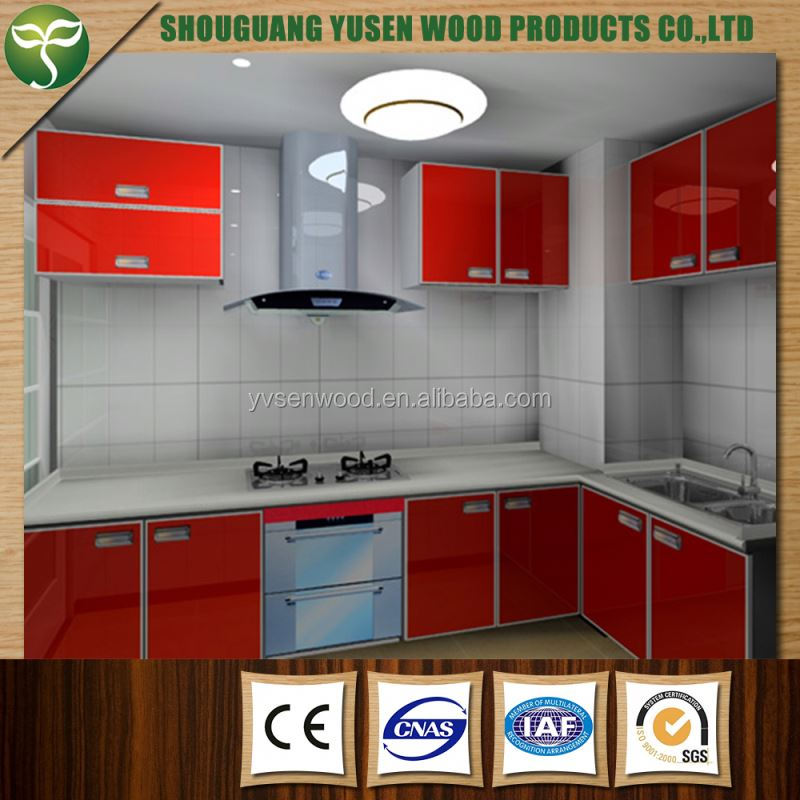 kitchen cabinet plastic cover designs for sale