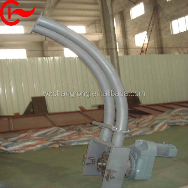 China Steel Tube Chain Conveyors for corn grain