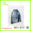 High quality large capacity professional denim backpack