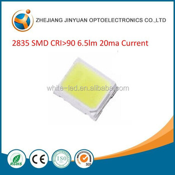 2835 SMD CRI >90 6.5lm use for Aquarium led lights