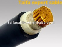 Electrical Equipment XLPE steel wire armoured power cable