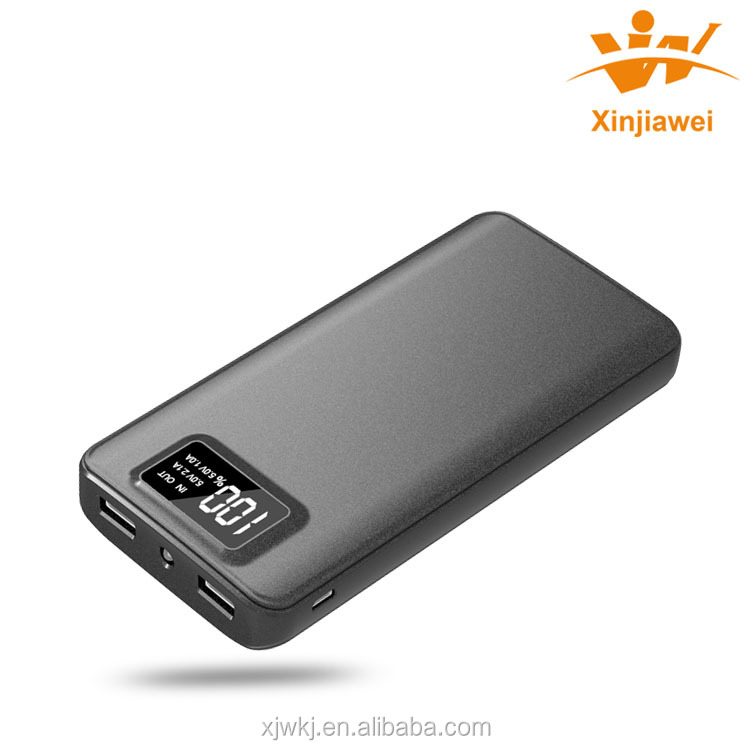 2016 consumer electronics wholesale New Product Factory Supply 10000mAh Mobile Power Bank