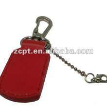 Durable Leather USB Flash Drive Cover