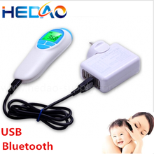 Clinic Home 3 in 1 Non-contact Infrared Forehead Thermometer for Baby Adult and Child - Forehead, Surface and Room Temperature,