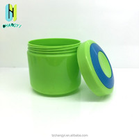 hair gel,face cream, chemical jar,plastic skin care container
