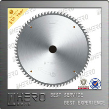 Laser welded Solid carbide circular saw blade for particle board/MDF