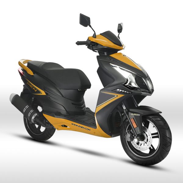 Znen 2018 new chinese scooter 125cc 150cc with led light for Where can i buy a motor scooter