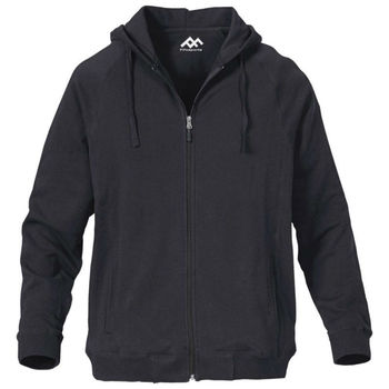 Men thicken fleece fashion hoodie jacket