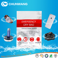 Rescue Wet Phone Emergency First Aid Desiccant Dry Bag