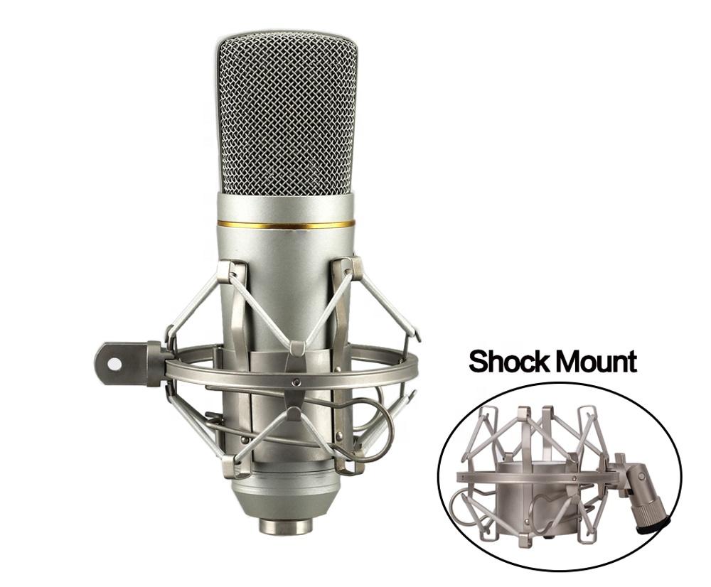 Studio professionnel maison condenseur microphone d'enregistrement YR01 - ANKUX Tech Co., Ltd