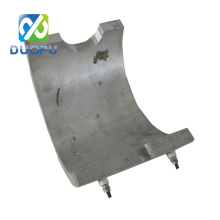 Zinc heating plate die casting aluminum part