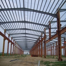 High quality steel frame dome