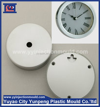 OEM custom plastic wall clock mold manufacturer (with video)