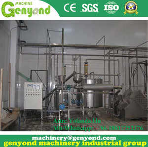 Economic and Efficient shanghai automatic soy milk machine / soymilk making machine With Professional Technical Support