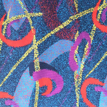 100% polyester printed car seat fabric