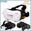 2017 Luxury 3D VR Box 3d vr glasses vrarle universal for Lg G4 G3 G2 V10 galaxy C7 Pro