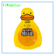 Duck Neck Food Custom Printed Heat Seal Plastic Bag