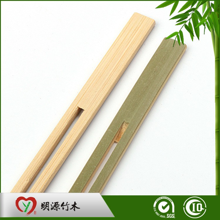 Low Price Bamboo Marinate Thick Green Bbq Skewer