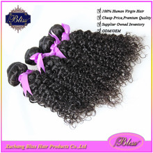 ocean wave remy hair mongolian afro kinky curly virgin hair