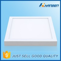 HK lighting SANAN SMD2835 36w square 13inch big size surface mounted led ceiling light