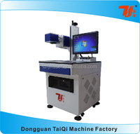 2016 china factory price for sale logo headphone/earphone laser marking machine