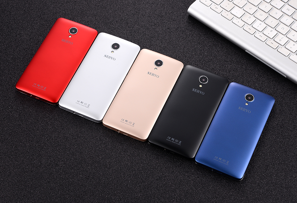 SERVO W680 4.5 inch MTK6580M Quad Core 1.3GHz android cellphone dual camera smart mobile phones